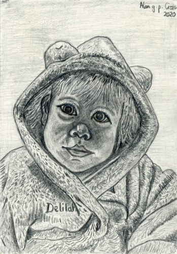 Delilah by Alan Cross