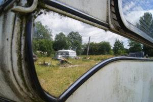 Old Caravan Dreams by Amy Barlow