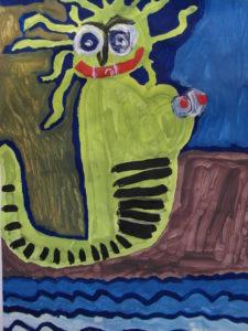 Medusa by John Barden