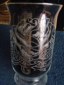 a flower vase by Worcswoman40