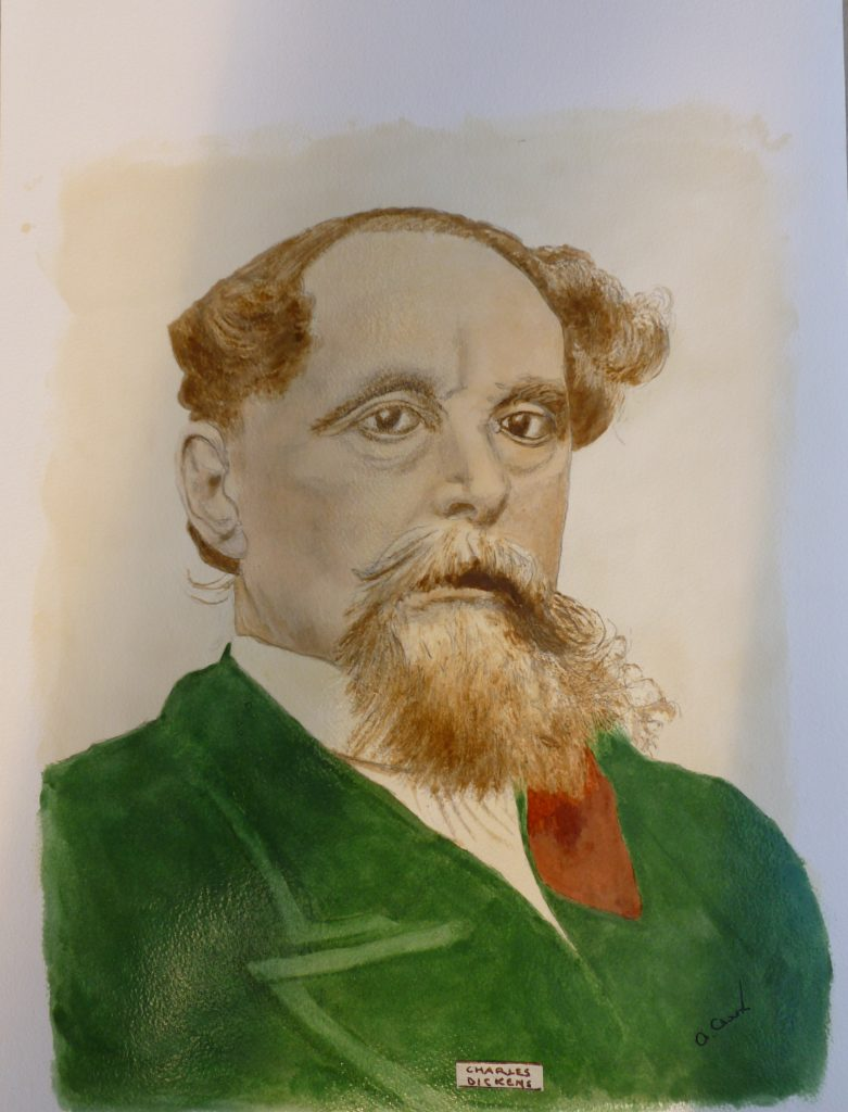 8237 || 679 || Portrait of Charles Dickens || If you intend to put this work up for sale || 463