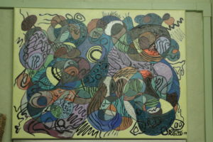 Pebbles 1 by Diane Tate