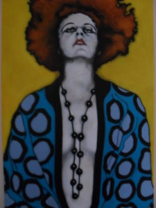 Hippy Chick by gina simmons