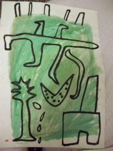 Green by Inez Patino