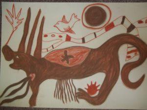 Roar by Inez Patino
