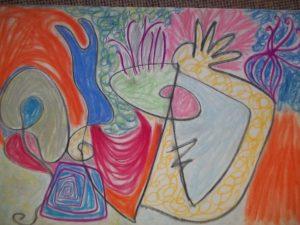 Hand of Comfort by Inez Patino