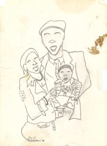 Family Life by Roger Crichlow