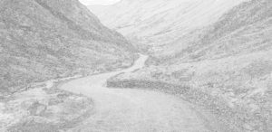 Honister Pass Sketch? by Stuart Craig Downs