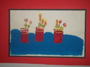 Flowerpots. by joseph breen
