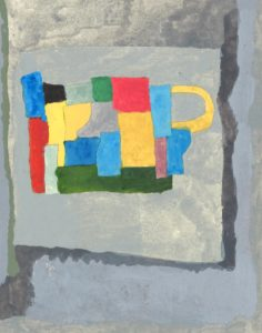 After Ben Nicholson by Belinda Paddock