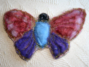Butterfly by Jacqui Cavalier