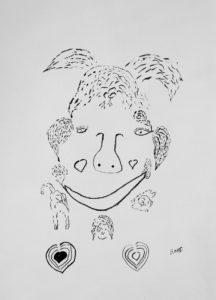 Bird Head by Roy