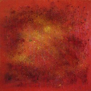 Dust Cloud by Rubbena Aurangzeb-Tariq