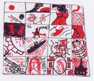26. To Arms (Siena 1989) by Charles Devus