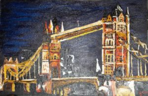 Tower Bridge by Samantha  Joseph