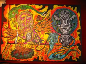 the light and dark aspects of shamanism by Laurentiu Z
