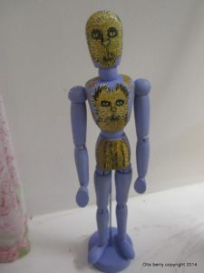 Doll by Otis Berry