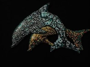 Dolphins by Andy Harding