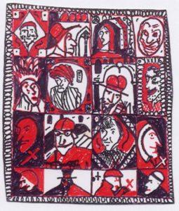 17. Siena (1989) by Charles Devus