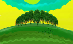 Tree Hill by Anthony Woods-McLean