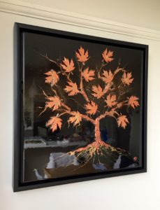 Copper Maple by David Varney