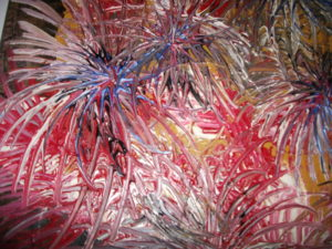 Fireworks by Gibney