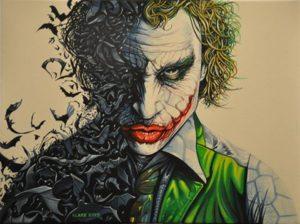 The Joker by Artisian