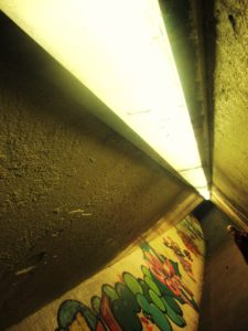Council Estate Subway Adventure by Amy Barlow