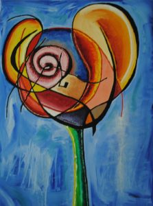 Rose by Ivana Vavreckova