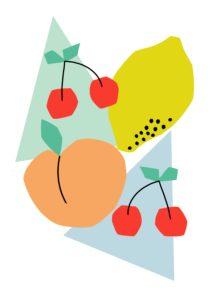 Fruit #1 by Cat Sierra