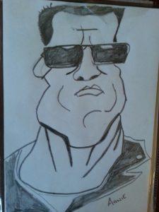 Arnie by ASTRO