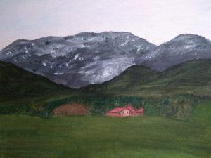 Austria by Rebecca