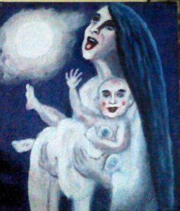 Moonchild by james mckenty