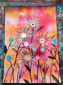 Flowers by Suz Hemming