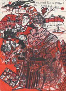 22. Theodosius (Mount Athos) by Charles Devus