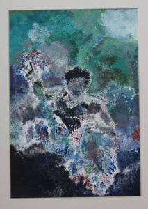 Underwater Expression by David  James