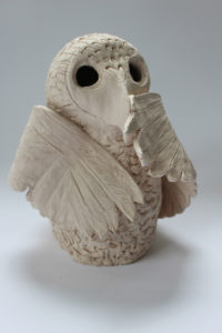 Owl by gaynor rees