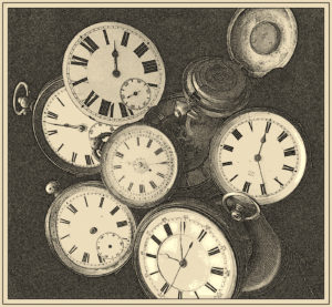 Keeping Time by Ann Hardcastle