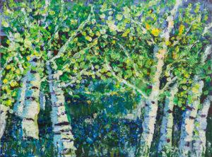 Bluebells by Terri Avril Winchester