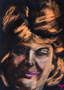 My Mum by Terri Avril Winchester