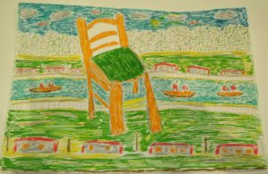 A Chair Oddity by Christopher Higgs