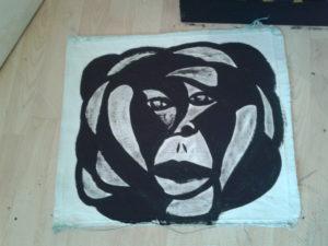 Monkey boy by christopher wright