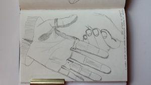 Sketchbook#13 by Macktee