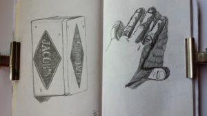 Sketchbook#3 by Macktee