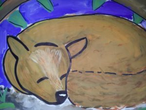 The Baby Fox by Jade's Gallery