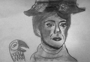 Mary poppins by Jade's Gallery
