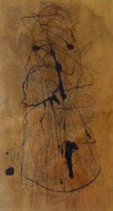Bloodlines Samurai dancing two by Golemash