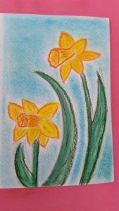 Daffodil by Jade's Gallery
