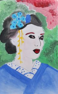 Geisha by Jade's Gallery