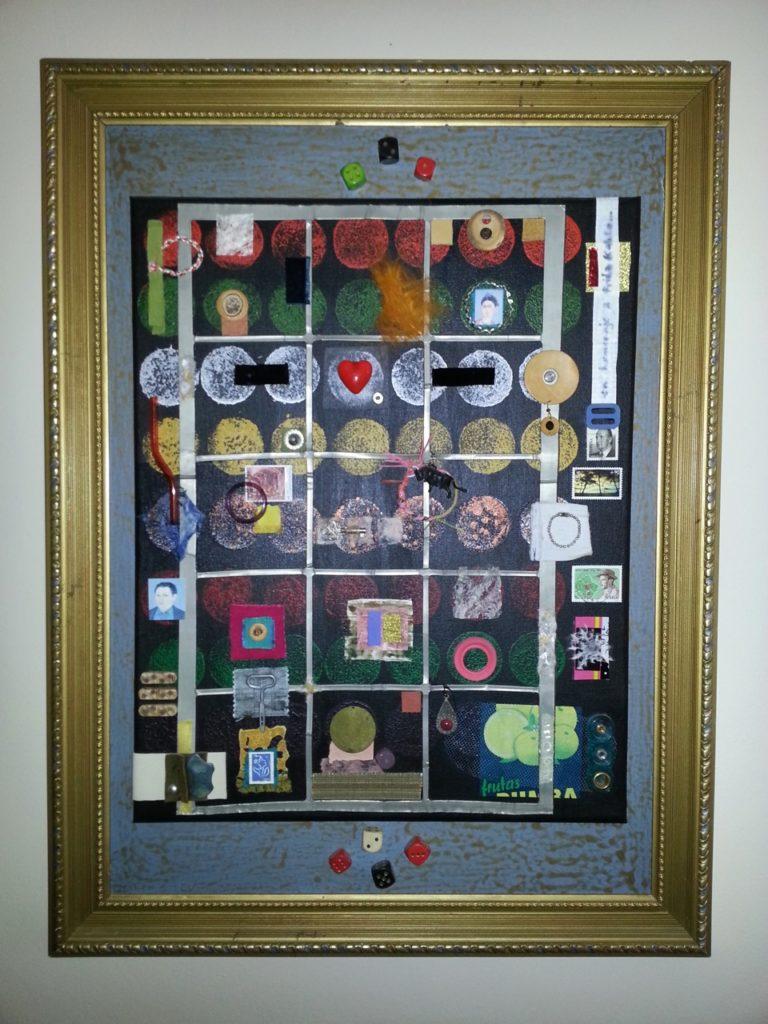 30341 || 4450 || Homage to Frida Kahlo || £169 || 7187